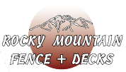 Rocky Mountain Fence logo