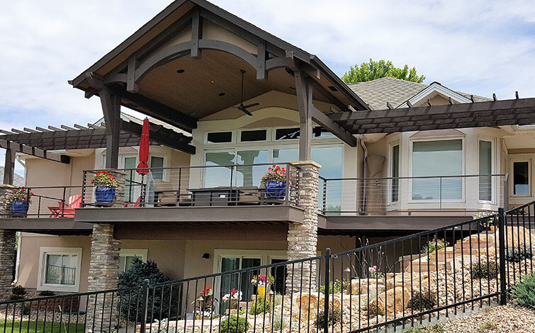 Northern Colorado Deck Builders