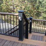 Metal Deck Railings Fort Collins