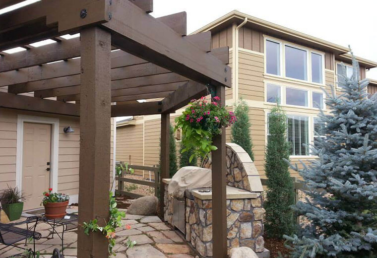 Rocky Mountain Fence and Deck Pergolas