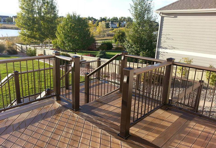 Rocky Mountain Fence and Deck Railing